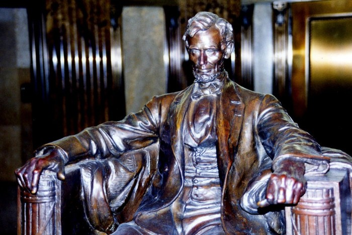 5. Why do you guys get so stoked about Abraham Lincoln?