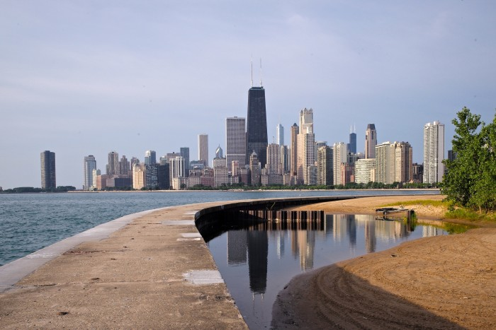 11. How often do you get to Chicago?
