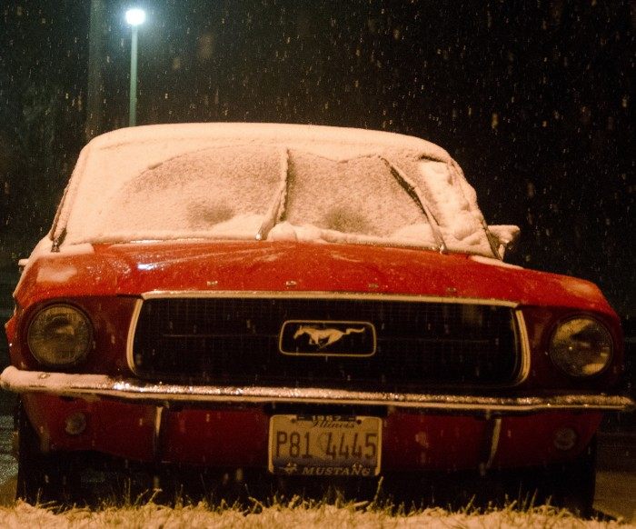 6. Cold cars