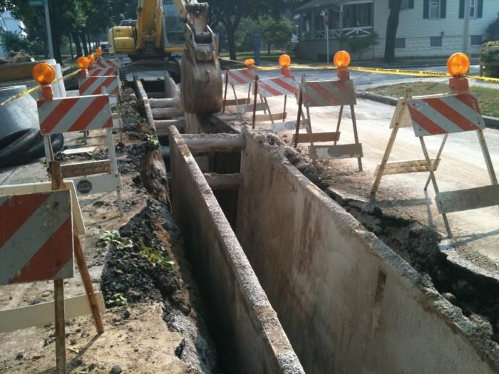 10. Road construction