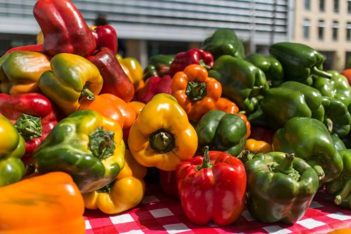 2. Great produce