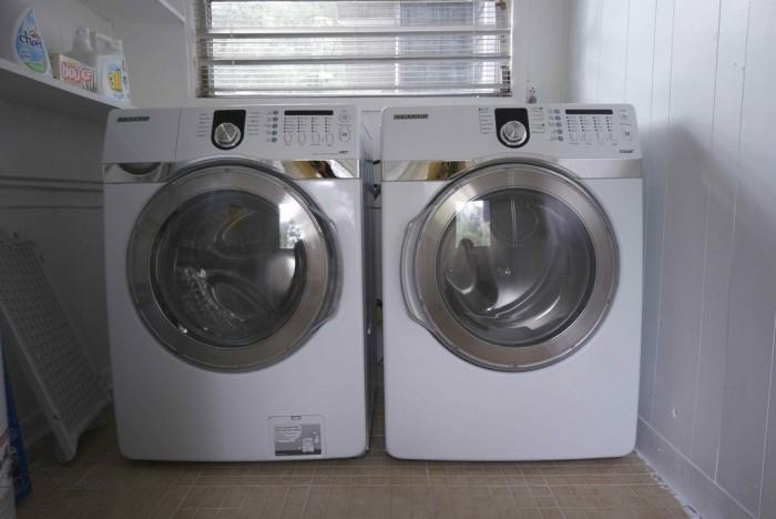 10. Clothes dryer