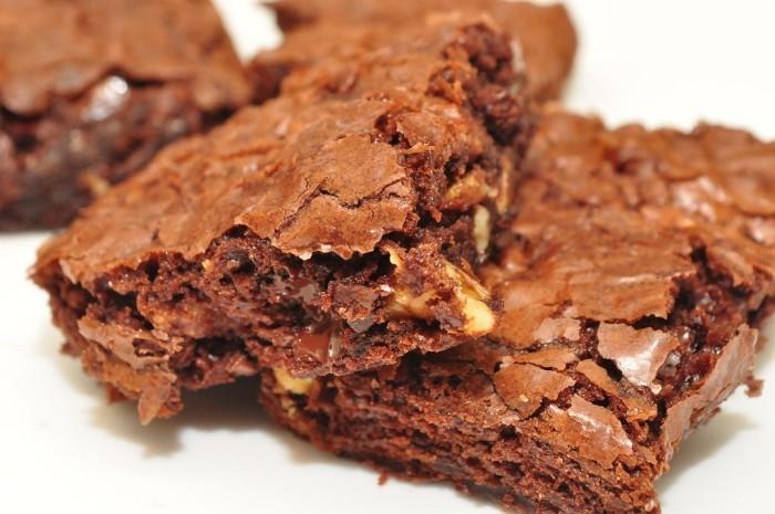 1. Brownies
