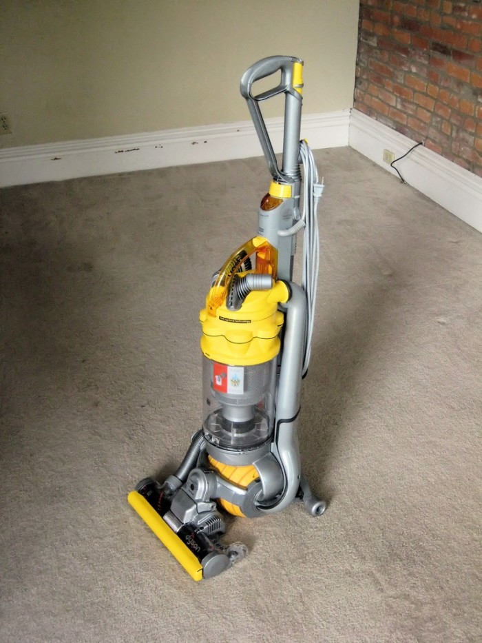 5. The vacuum