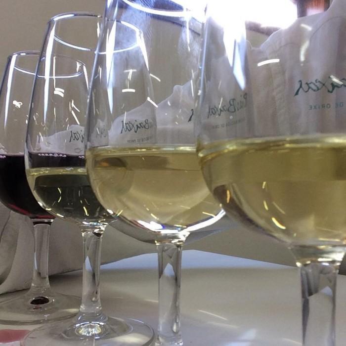 2. Wine tasting