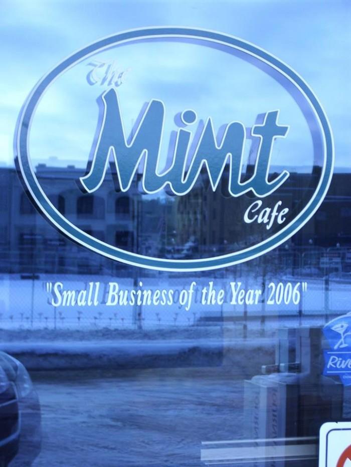 1. Mint Cafe