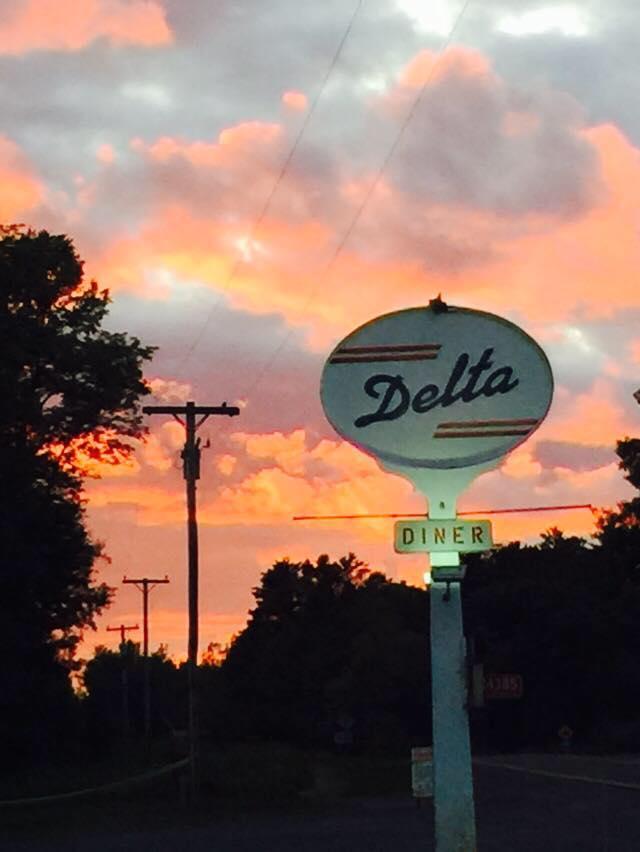 2. Delta Diner
