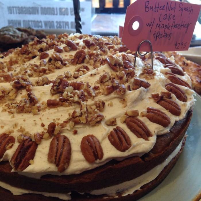 6. Butternut Squash Cake