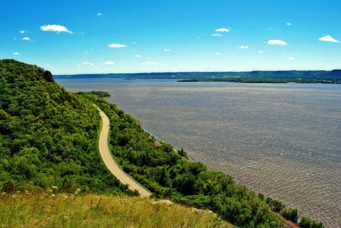 7. Maiden Rock Bluff State Natural Area