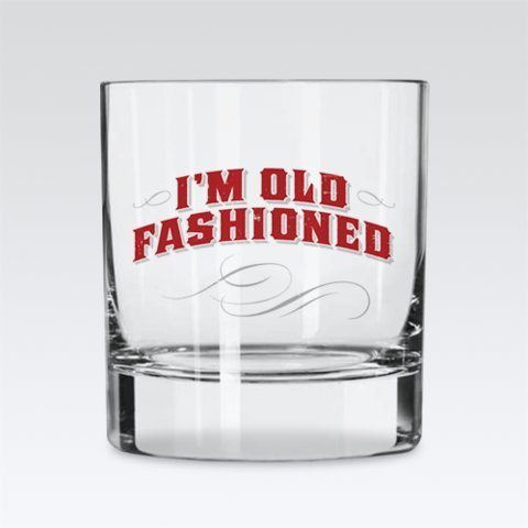 7. Old Fashioned Glass