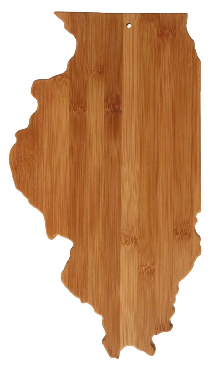 1. Illinois Cutting Board