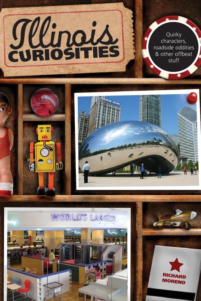 3. Illinois Curiosities Book