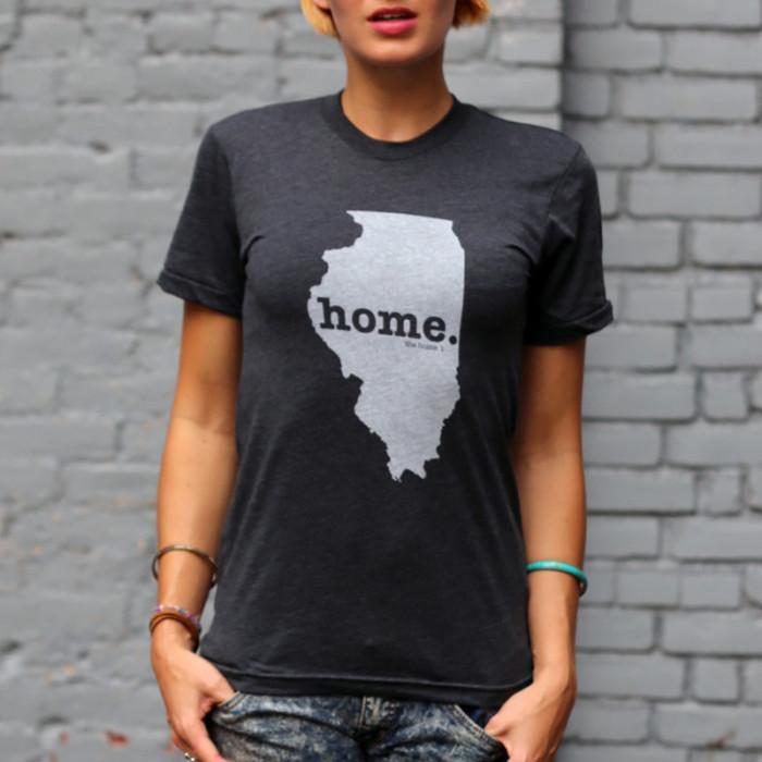 4. Illinois T-Shirt