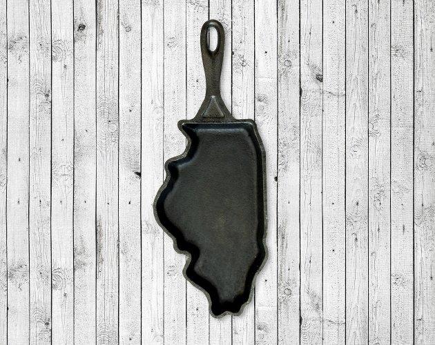 5. Illinois Skillet