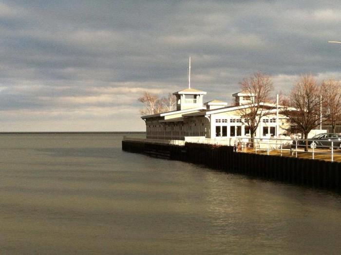 1. Harbor House