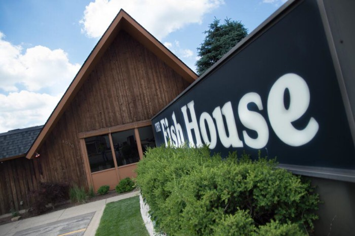 6. The Fish House