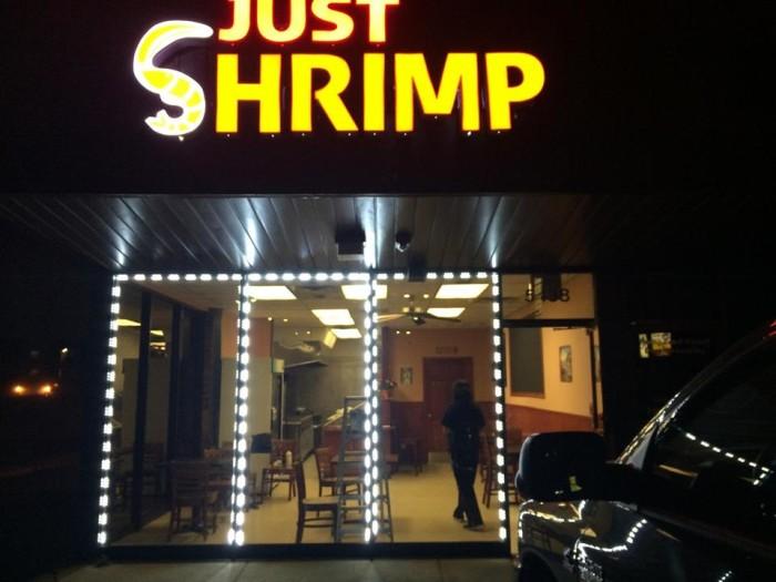 10. Just Shrimp