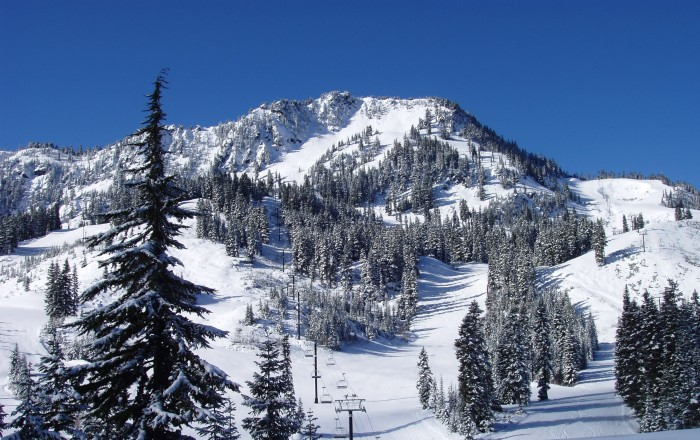 11. And Christmas vacation means more time to hit the slopes and of course, more time to spend with friends and family!
