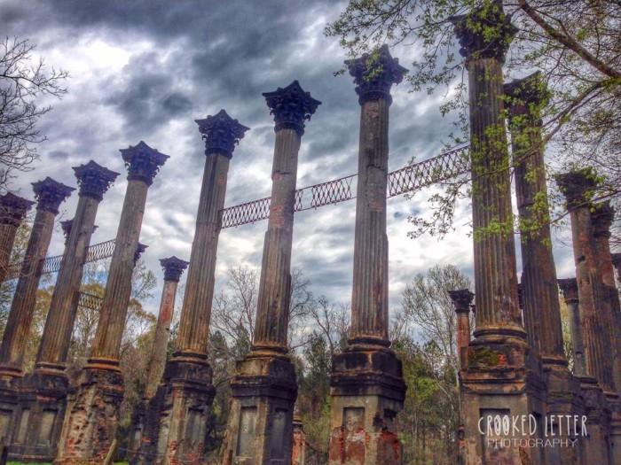 1. The Windsor Ruins