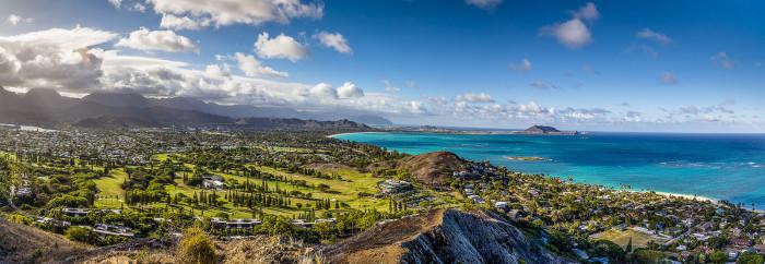 1) Kailua, Oahu
