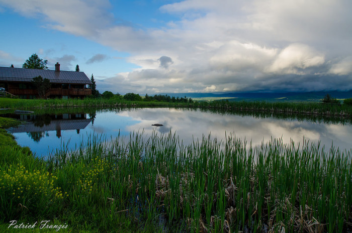 1.Vermont Dusk