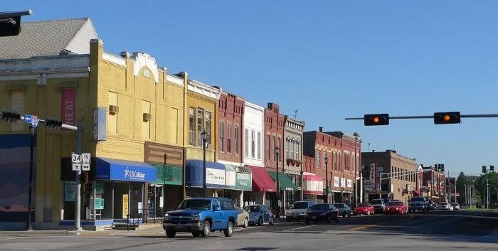 10. Seward County