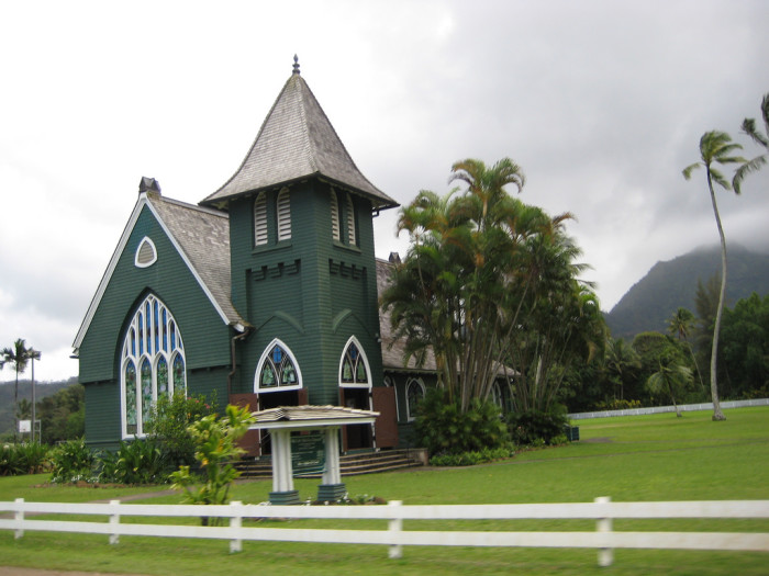 If you are interested in Hawaiian culture, be sure to visit the Waioli Mission House and Church.