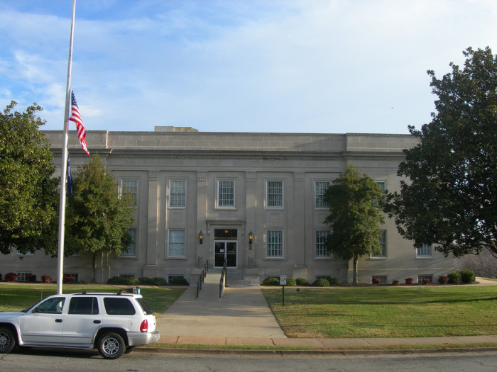 10. Cherokee County