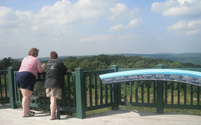 10.Hike to the highest point in Missouri.