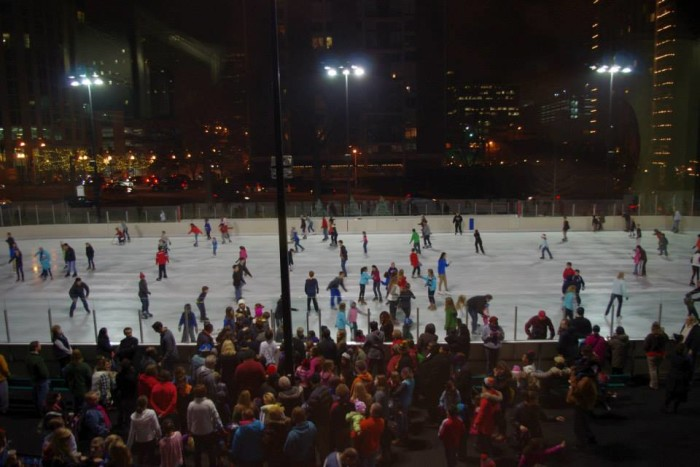 10.2. Shaw Park Ice Rink, Clayton