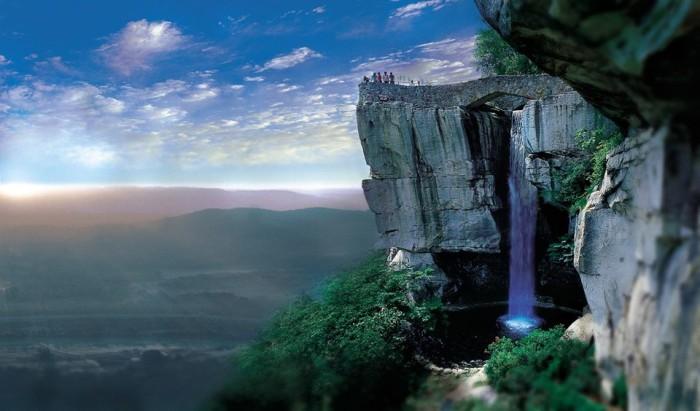 4. Visit Rock City  - 1400 Patten Rd. Lookout Mountain, GA 30750  706-820-2531 | 800-854-0675