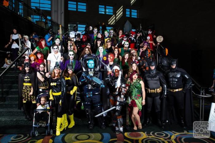 4. February: Attend Comic Con FanXperience March 24-26.