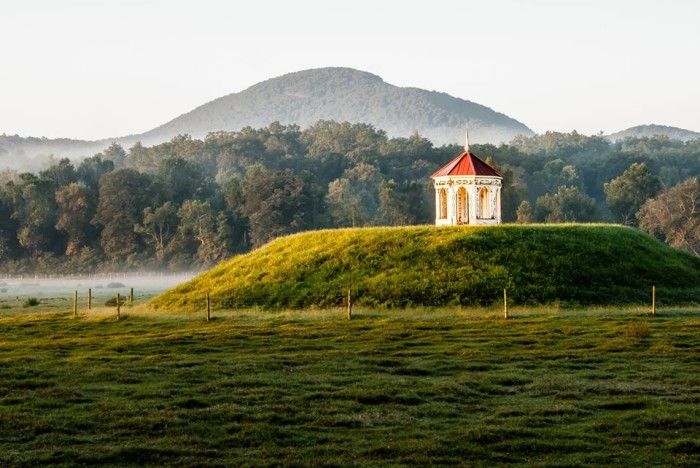 7. Nacoochee Indian Mound, Sautee Nacoochee, GA by Randy Clegg