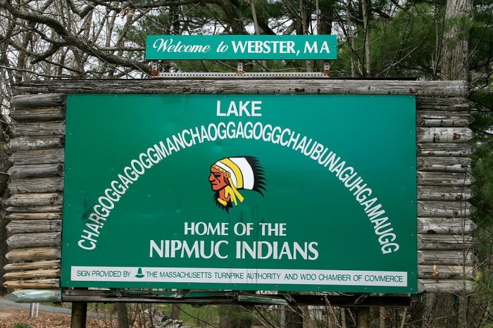 7. We correct people who mispronounce our rather difficult place names.