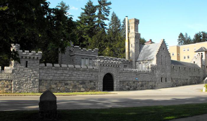 11. Searles Castle, Methuen