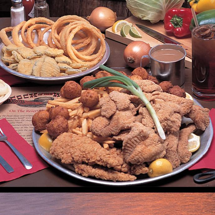 10. You believe that catfish only comes fried and tea only comes sweet.
