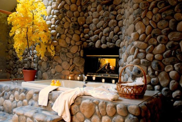 1. Romantic Bed & Breakfasts.