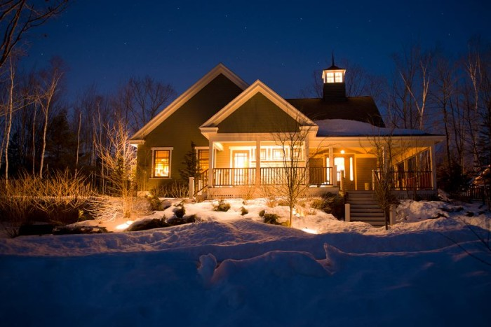 8. We have award-winning resorts.