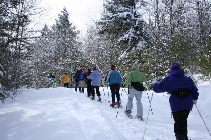 7. The Great Maine Outdoor Weekend throughout Maine, February 12th to 14th.