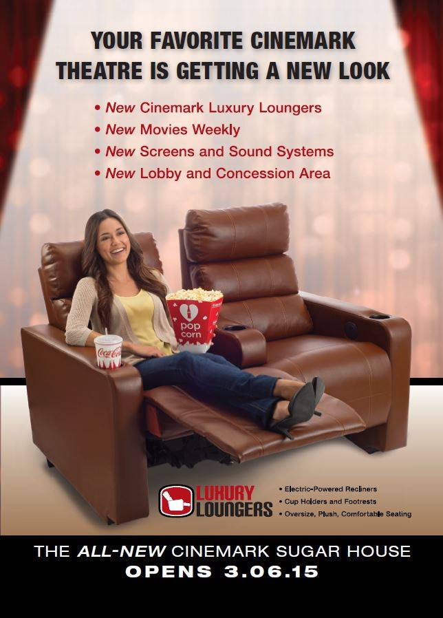 7. Reclining Seats for Every Movie Theater