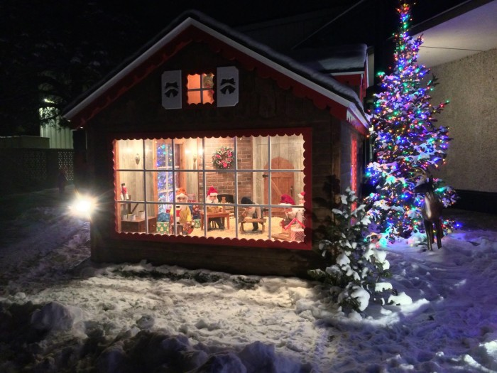 10. Woodward Holiday Display (Fort Collins)