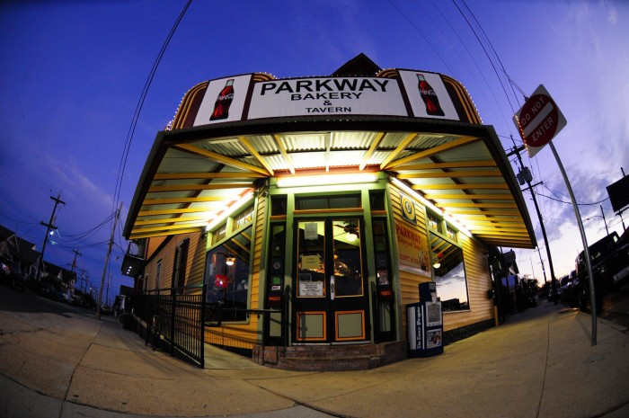 7. Parkway Bakery & Tavern, New Orleans