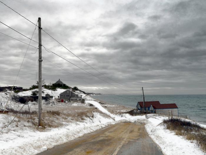 14. Cold Storage Beach