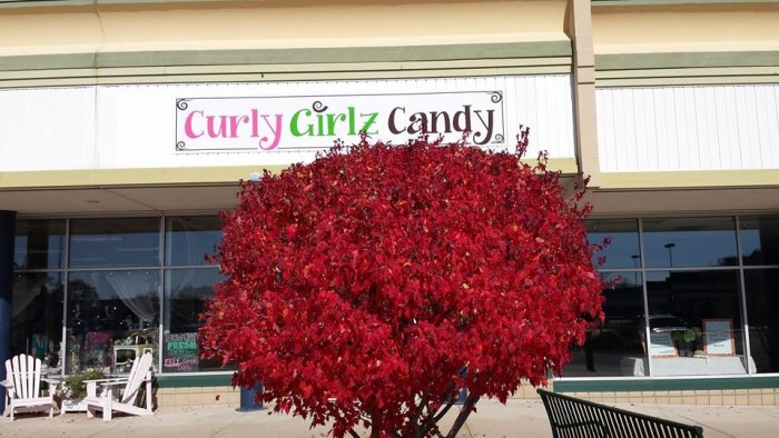 14. Curly Girlz Candy, Medford.