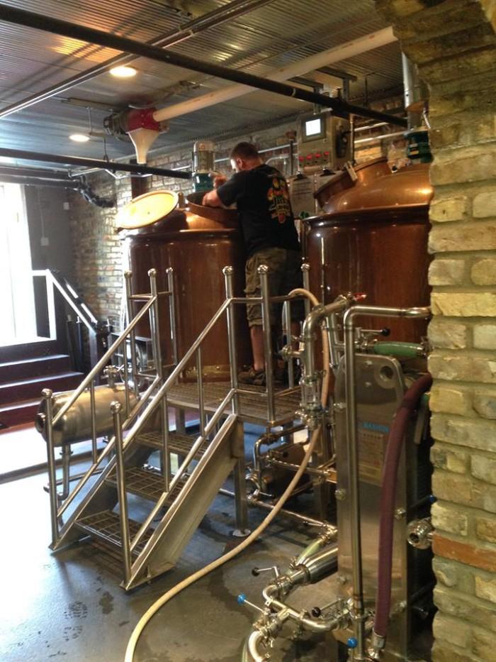 10. Take a brewery tour.