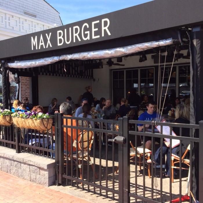 7. Max Burger, Longmeadow