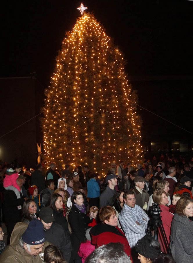 6. Bethlehem, PA is Christmas City, USA.