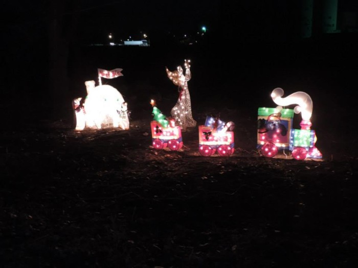10 Best Christmas Light Displays In Kansas