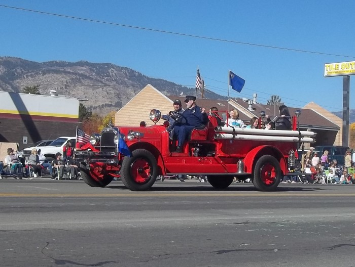 14. Attend the Nevada Day Parade.