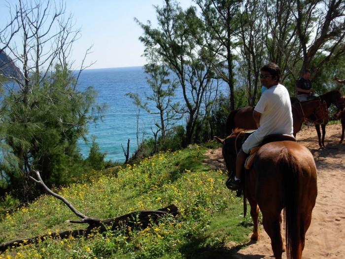 11) Go horseback riding.